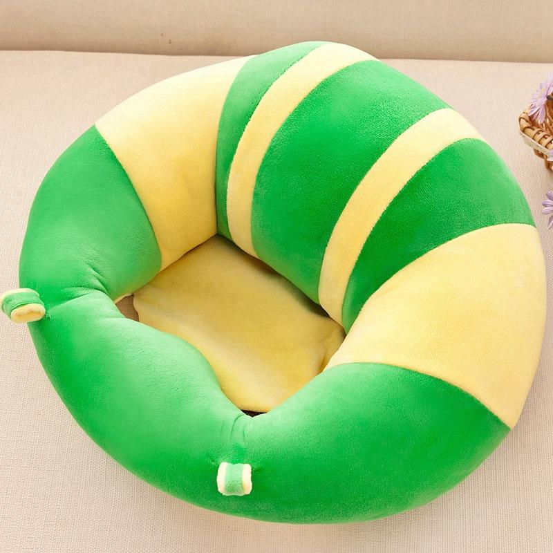 thumbnail 7 - Baby Support Seat Soft Chair Car Cushion Sofa Plush Pillow Seat Pad Cotton USA