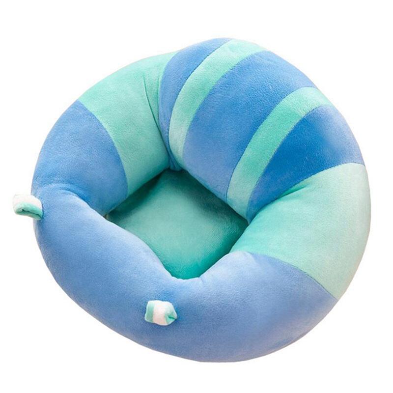thumbnail 2 - Baby Support Seat Soft Chair Car Cushion Sofa Plush Pillow Seat Pad Cotton USA