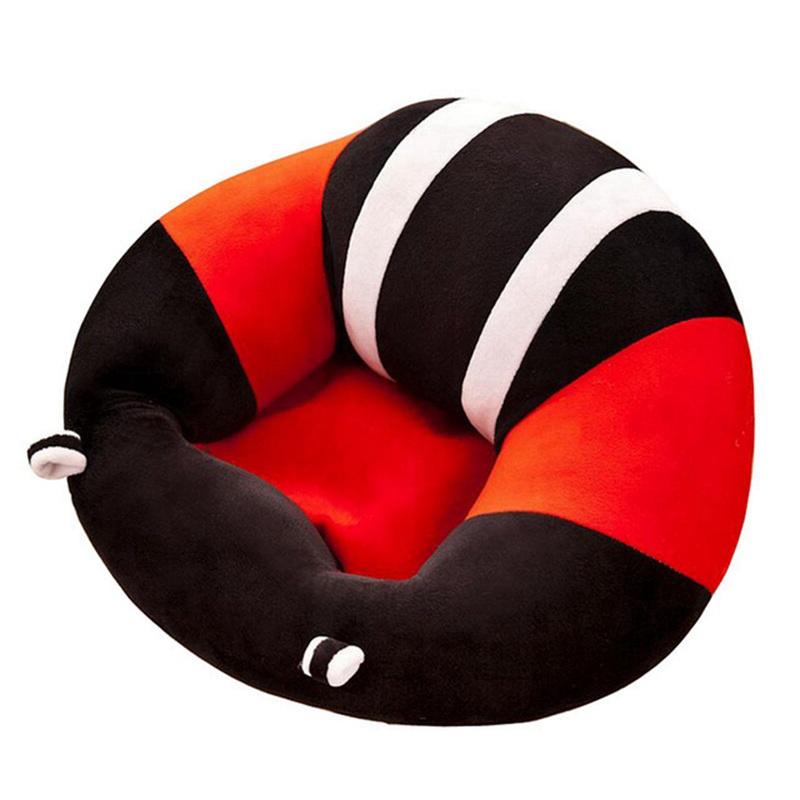 thumbnail 4 - Baby Support Seat Soft Chair Car Cushion Sofa Plush Pillow Seat Pad Cotton USA