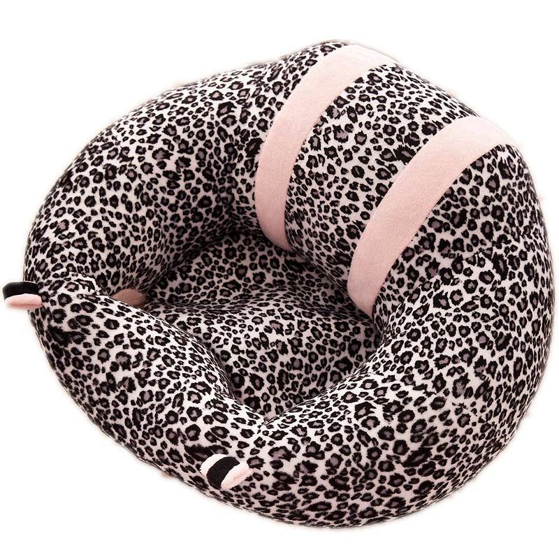 thumbnail 5 - Baby Support Seat Soft Chair Car Cushion Sofa Plush Pillow Seat Pad Cotton USA